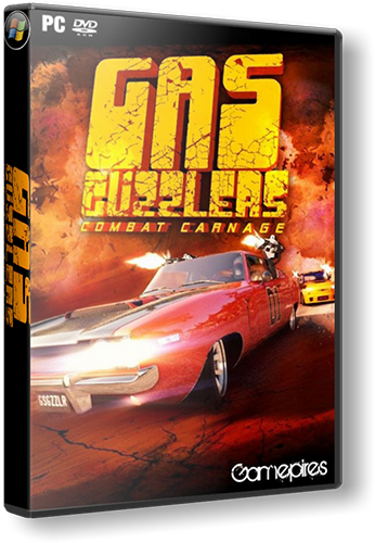 Gas Guzzlers: Combat Carnage (Lace Mamba Global) (Eng) [RePack By Custom]