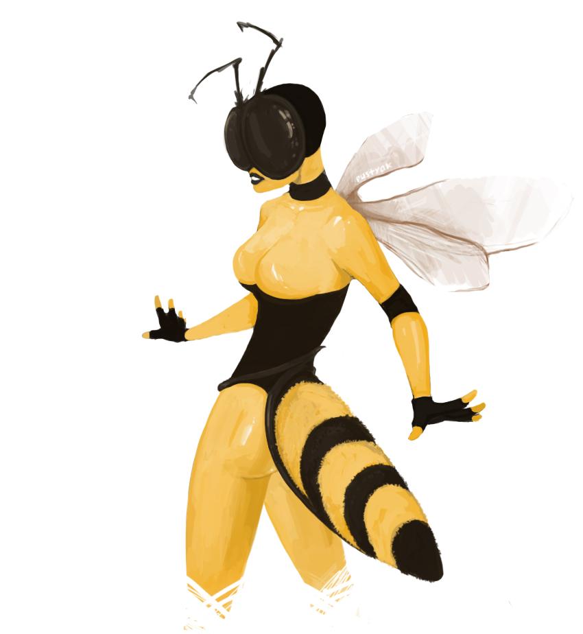 Пчёлка порно