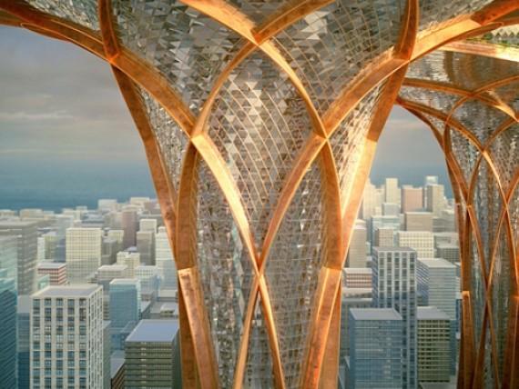 проект города