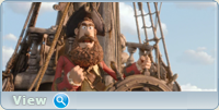 Пираты! Банда неудачников / The Pirates! Band of Misfits (2012) DVDRip-AVC