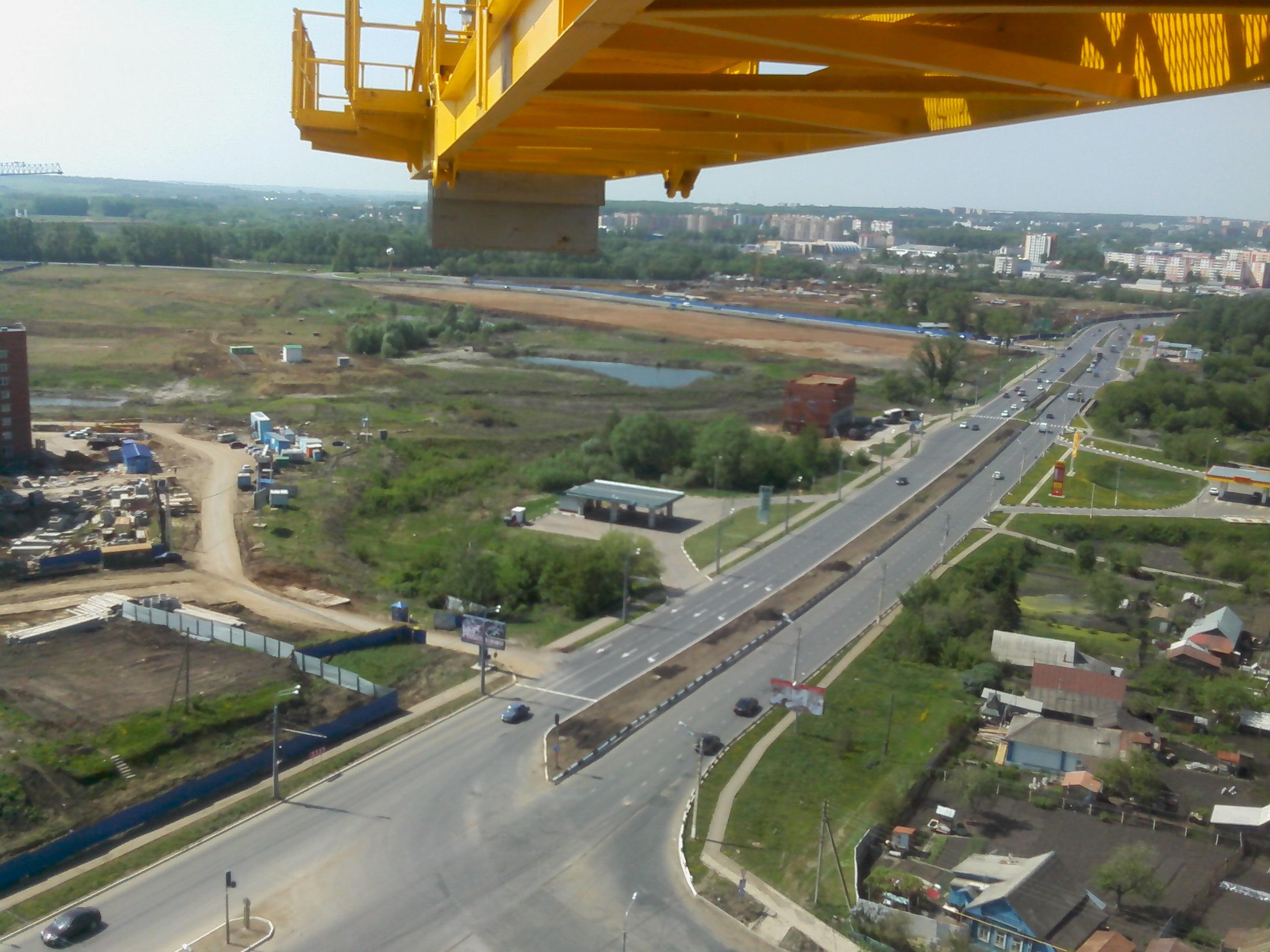 план-схема города саранск