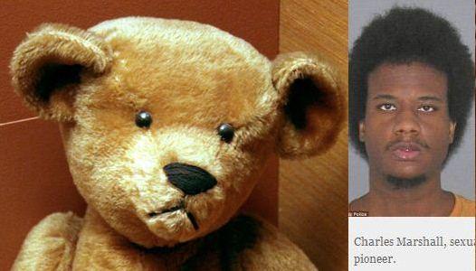 Charles Marshall), 28 летнего мужчину, который занимался сексом с плю…