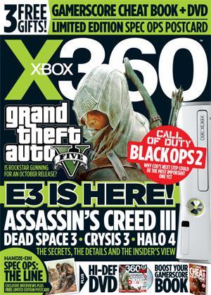 X360: GTA V в октябре?