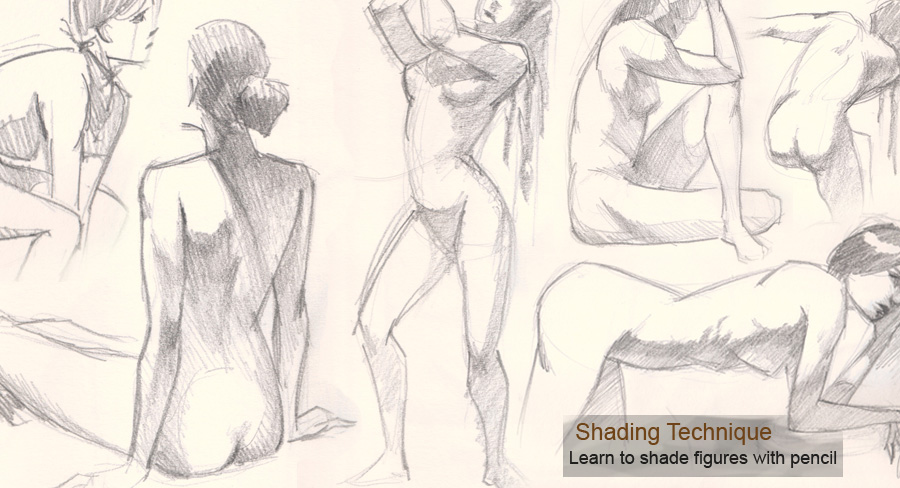DRAWING ESSENTIAL 3: Shading Technique – Learn To Shade With Pencil (2012)