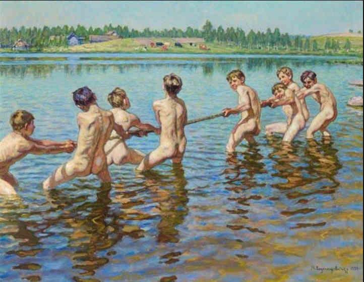 голые мальчики подростки в быту № 36087