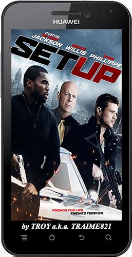 [VIDEO] Подстава / SetUp (Майк Гюнтер / Mike Gunther) [2011 г., США, Боевик, Драма, Криминал, HDRip] [MP4, 800x]
