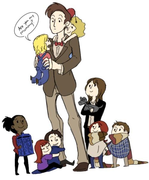 Как зовут Доктора из сериала