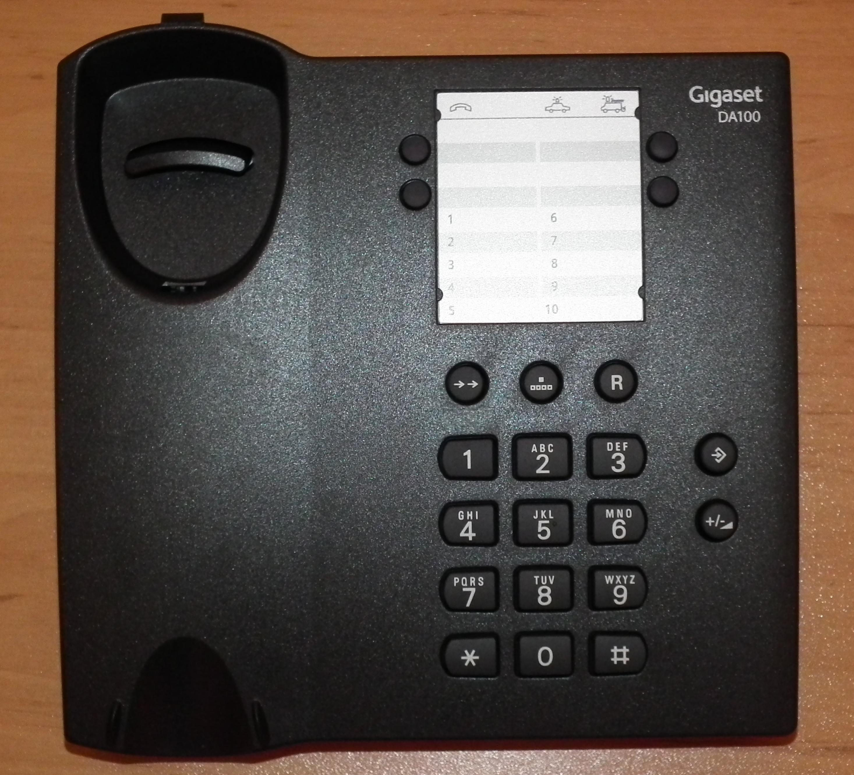 Внешний вид телефона