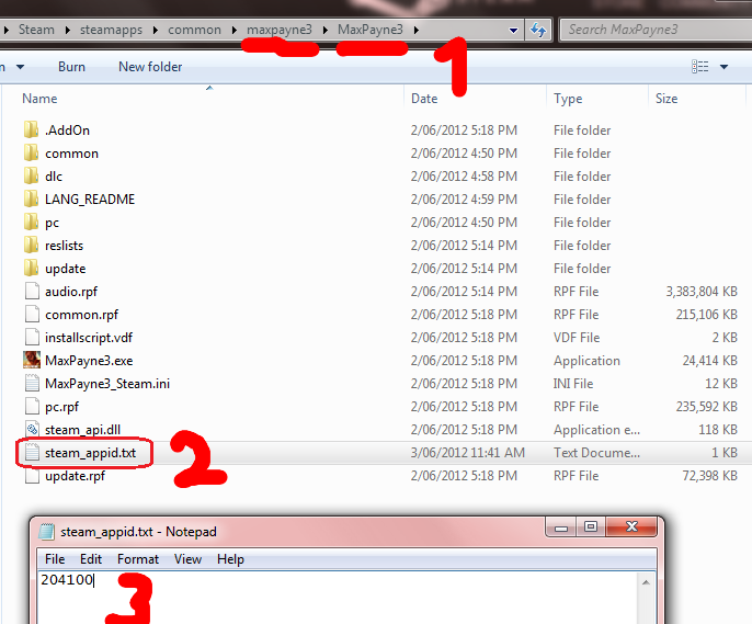 Где находятся файлы steam