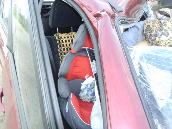 Башкирия: За год автоаварии унесли жизни 12 детей