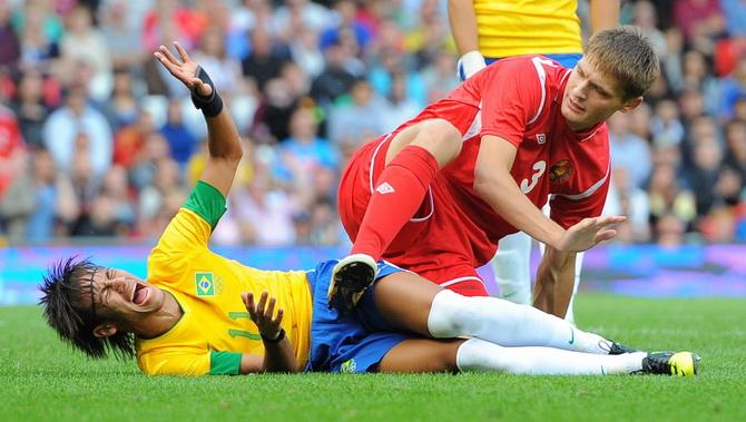 Бразилия 3-1 Беларусь