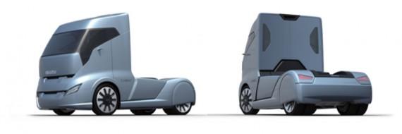 концепт грузовика