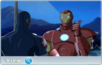 Новые Мстители / Защитники справедливости / Ultimate Avengers (2006) HDRip