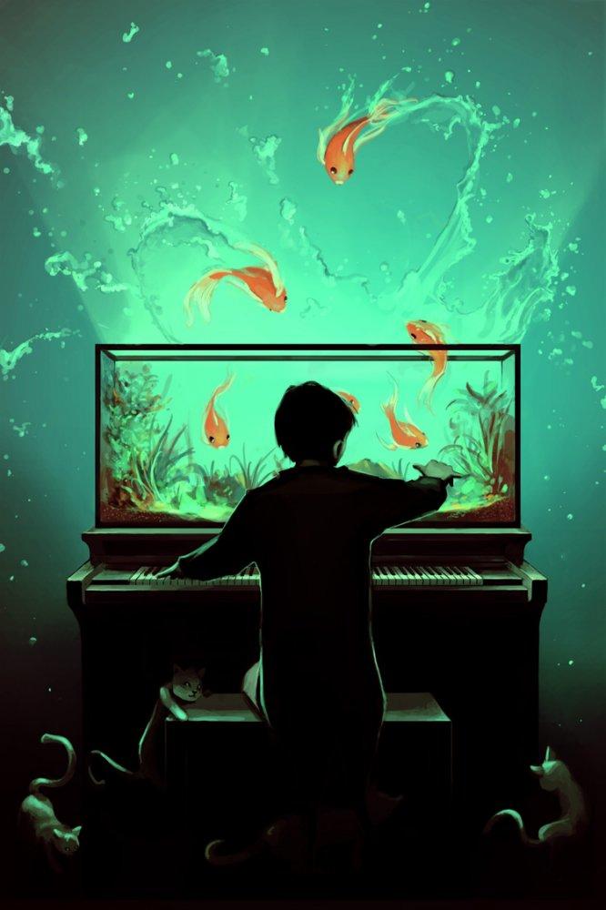 Моя авторская симфоническая музыка. Часть 1