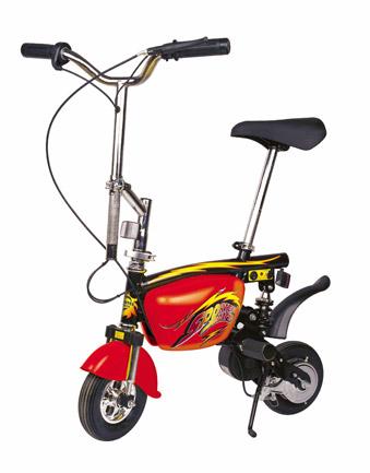 Электросхема скутера.