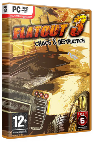 FlatOut 3: Chaos & Destruction [v 1.04u10] (2011) PC