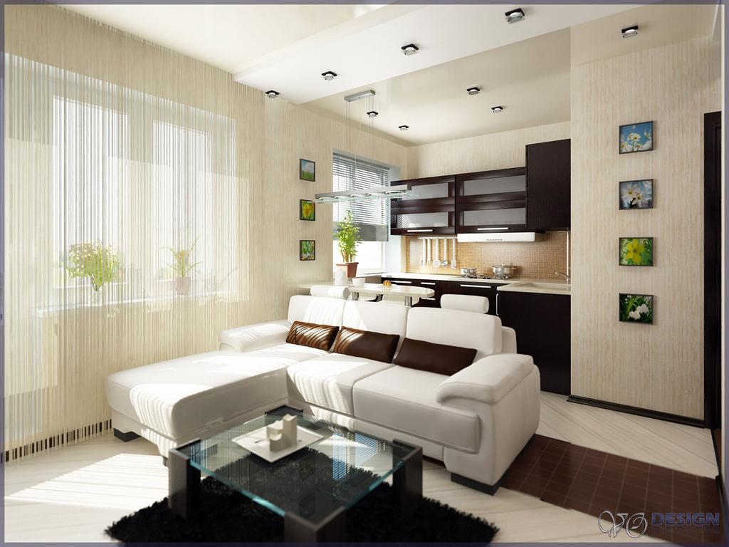 Новинки дизайна квартиры студии