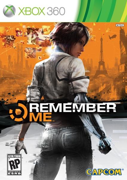 Capcom анонсировала 'Remember Me' Видео-геймплей
