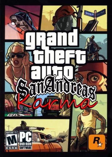 GTA San Andreas - Karma (2011) PC