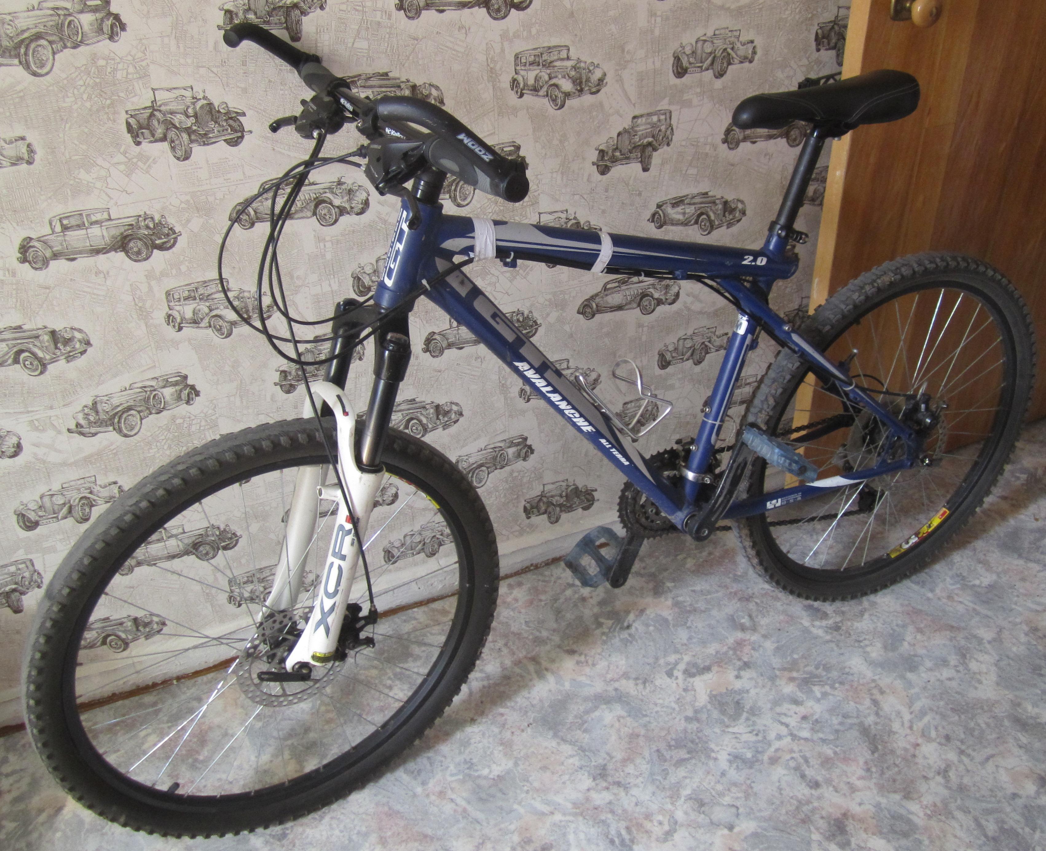 GT Avalanche 2 Велосипеды горные Каталог Триал