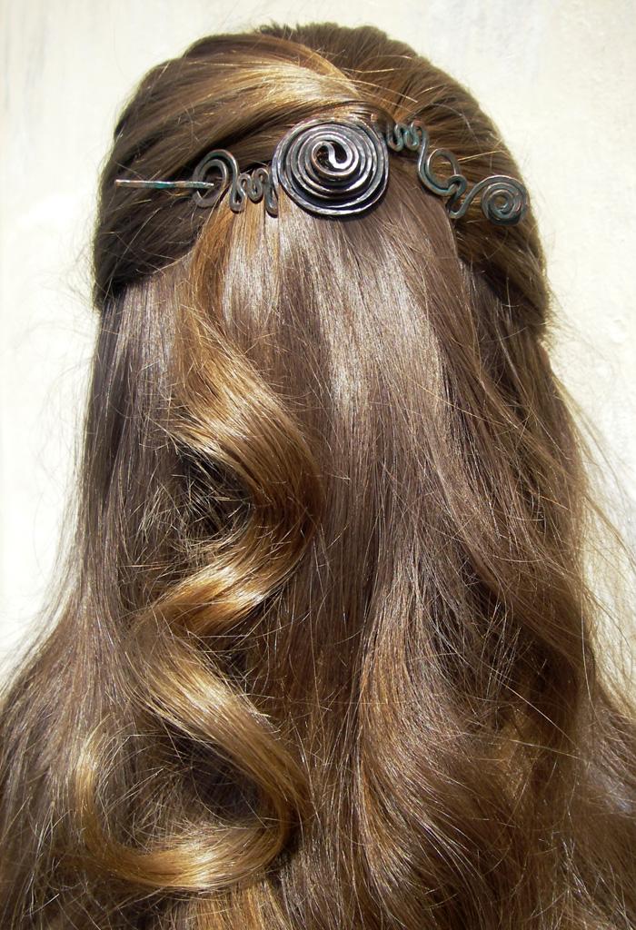 Гребешок для волос мастер класс