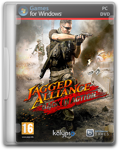 Jagged Alliance: Back in Action + Crossfire