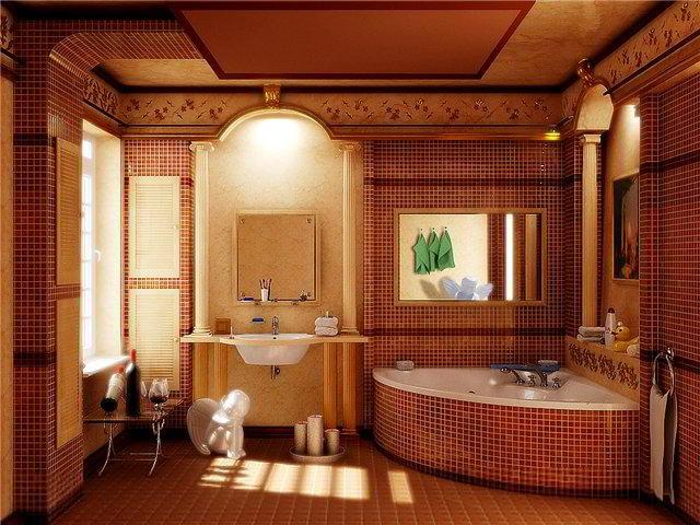 маленькая ванная ремонт фото