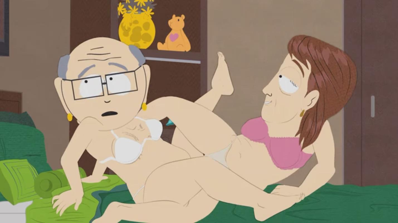 Секс пародия южный парк 18 фотография