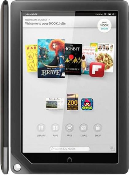 планшет Nook HD