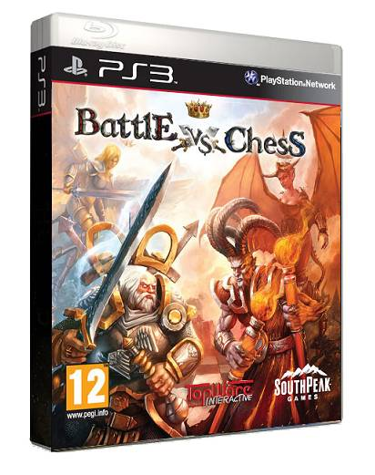 Battle vs. Chess (2011) PS3