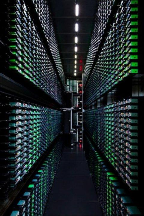 Как выглядит офис Google