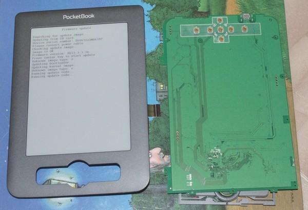 Разборка ридера PocketBook 611 Basic-12