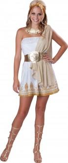Описание: Костюм греческой богини из коллекции карнавальных костюмов для девушек серии teen.