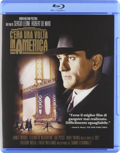 Однажды в Америке / Once Upon a Time in America (1984) BDRemux от HDCLUB и Youtracker | A | Extended Cut