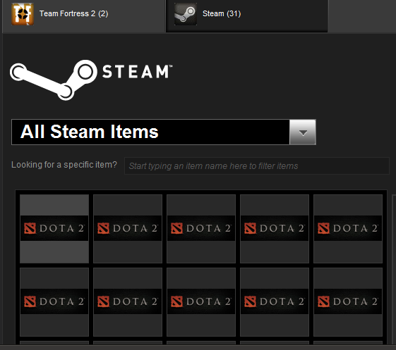 Sell steam items paypal wh cs go steam 2015