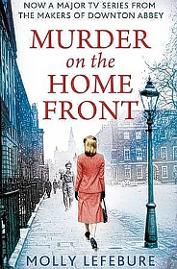 обложка книги Murder On The Home Front