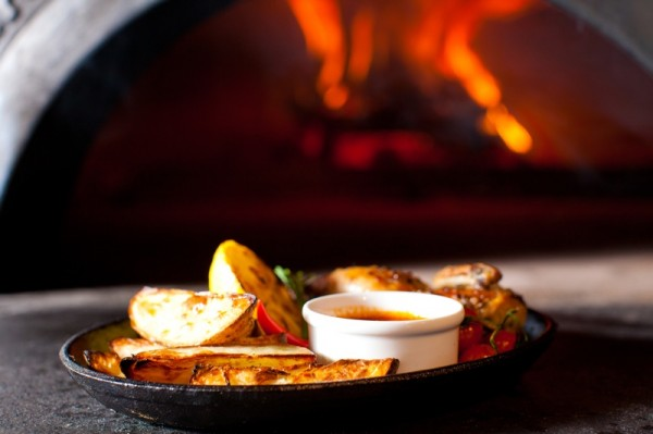 Блюда на огне рецепты