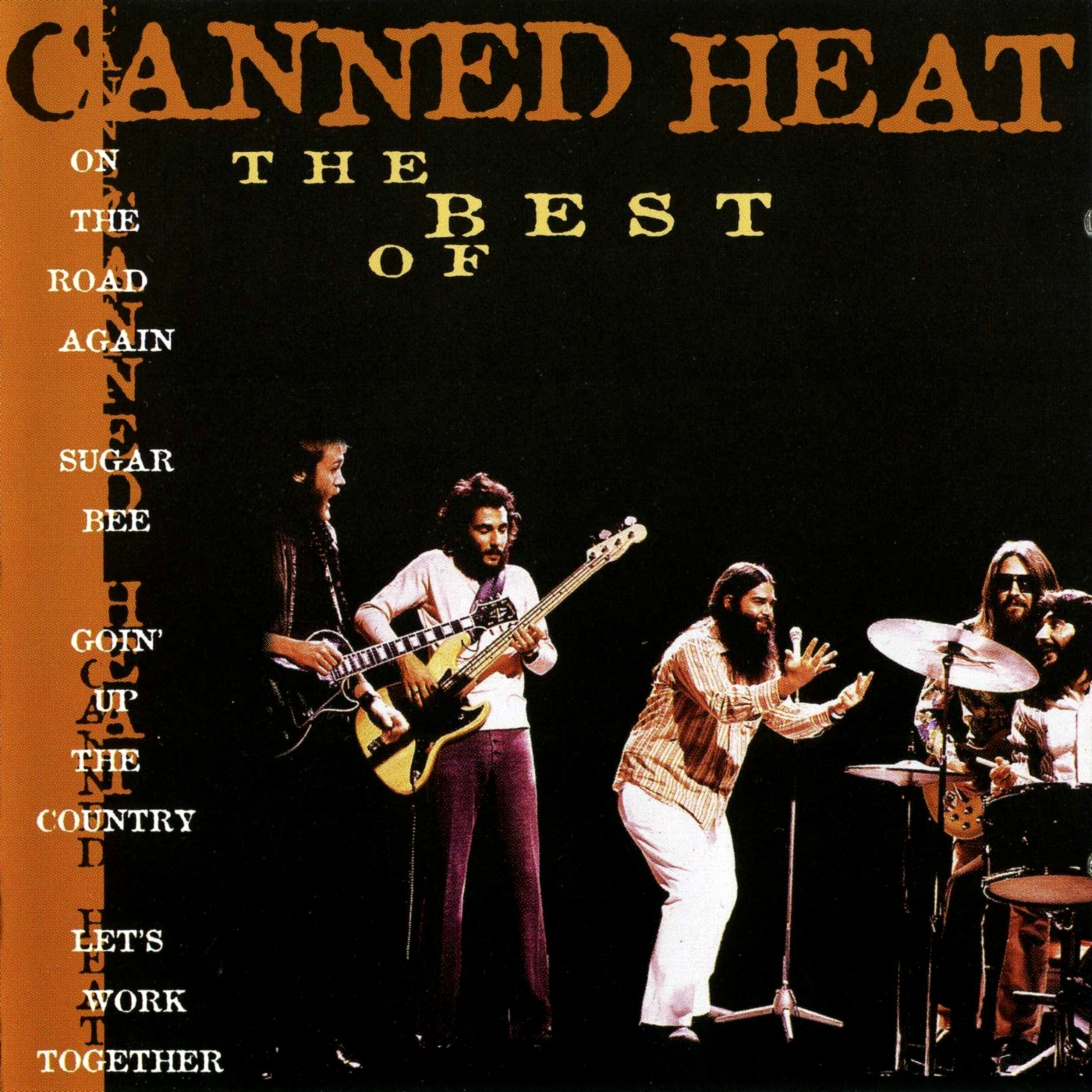 Canned Heat - The Very Best Of (1989)