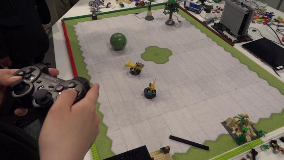 Sony и Lego объединяют усилия, чтобы стереть границы между конструктором и видео играми | видео