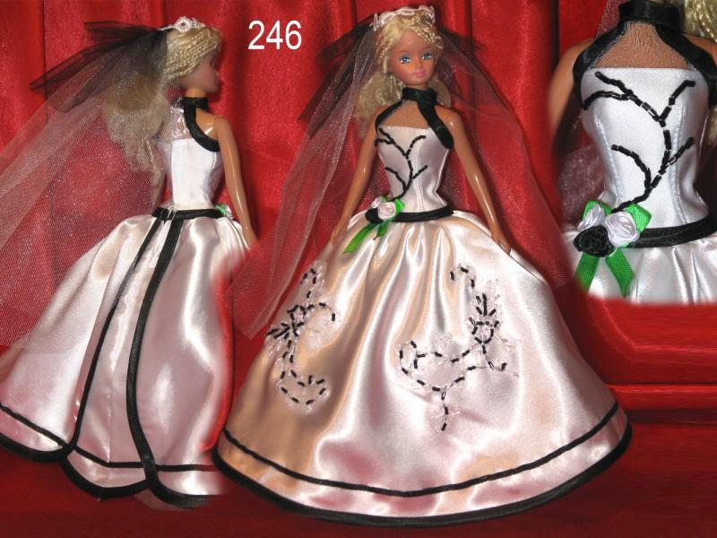 Как сшить платье на барби своими руками