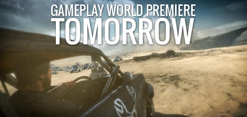 Mad Max: новые скриншоты, премьера геймплея завтра | игры игра