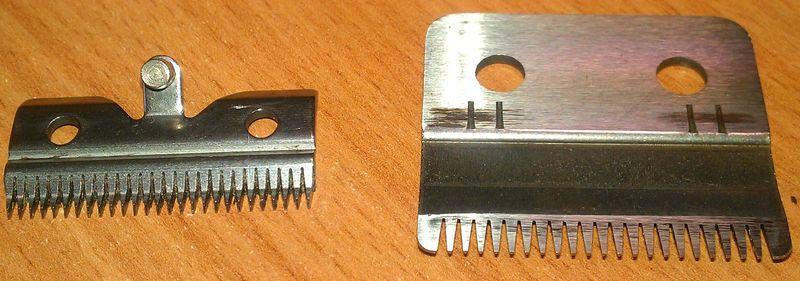 Чем смазывать ножи машинки для стрижки волос