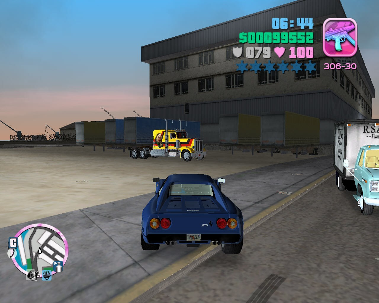 Vice city free games online