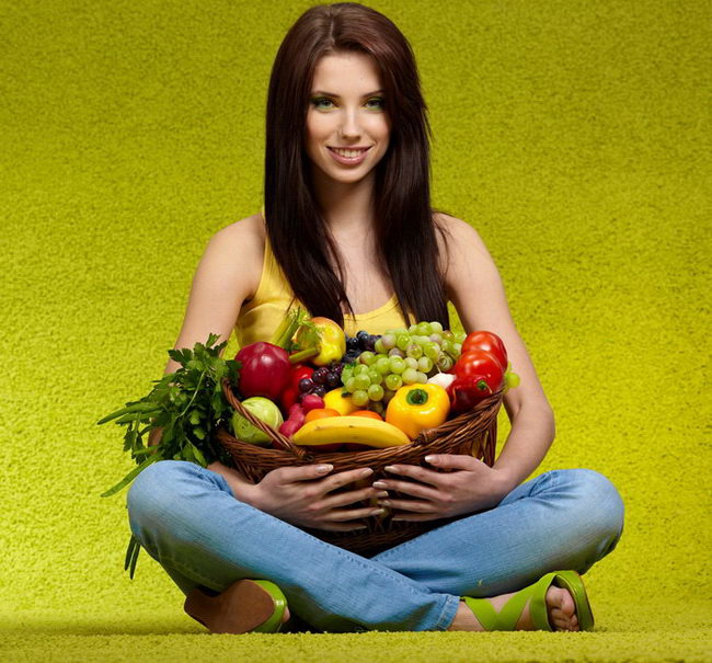 Диета для кормящих мам для похудения: меню