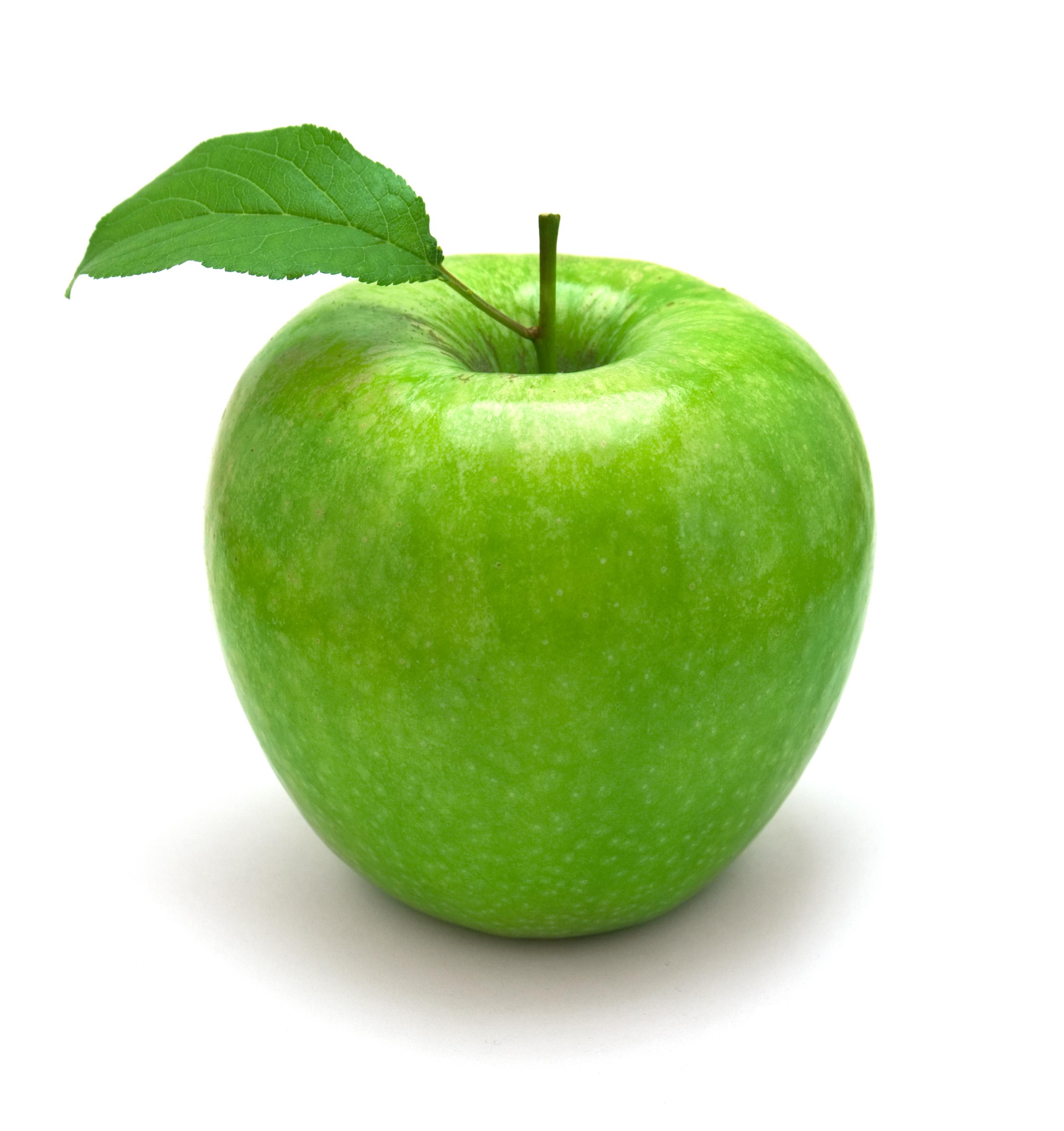 картинка яблоко зеленое и желтое поздравления